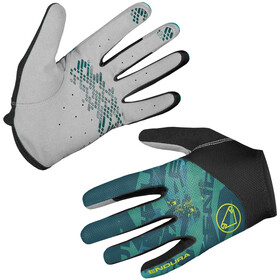 Endura Hummvee Lite II Gloves Women kingfisher